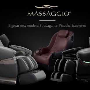3 new Massaggio chairs