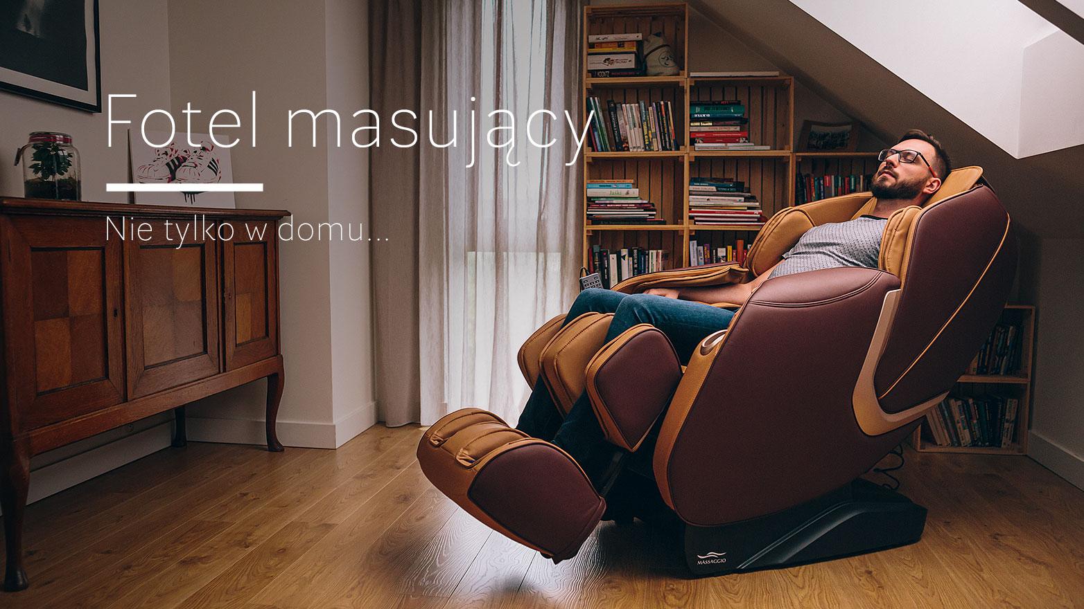 Wykorzystanie fotela masującego w hotelach, spa i domu
