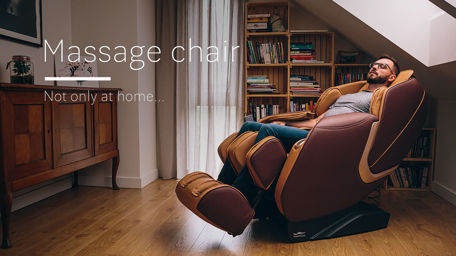 3 Ways of use massage chair rest lords