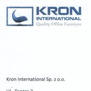 Kron International Referencje Rest Lords