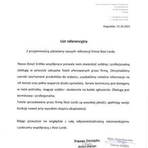 Referencje BAT Poland