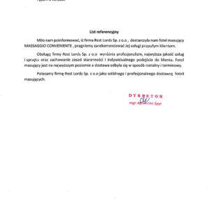 Referencje środowiskowy dom samopomocy w Kielcach