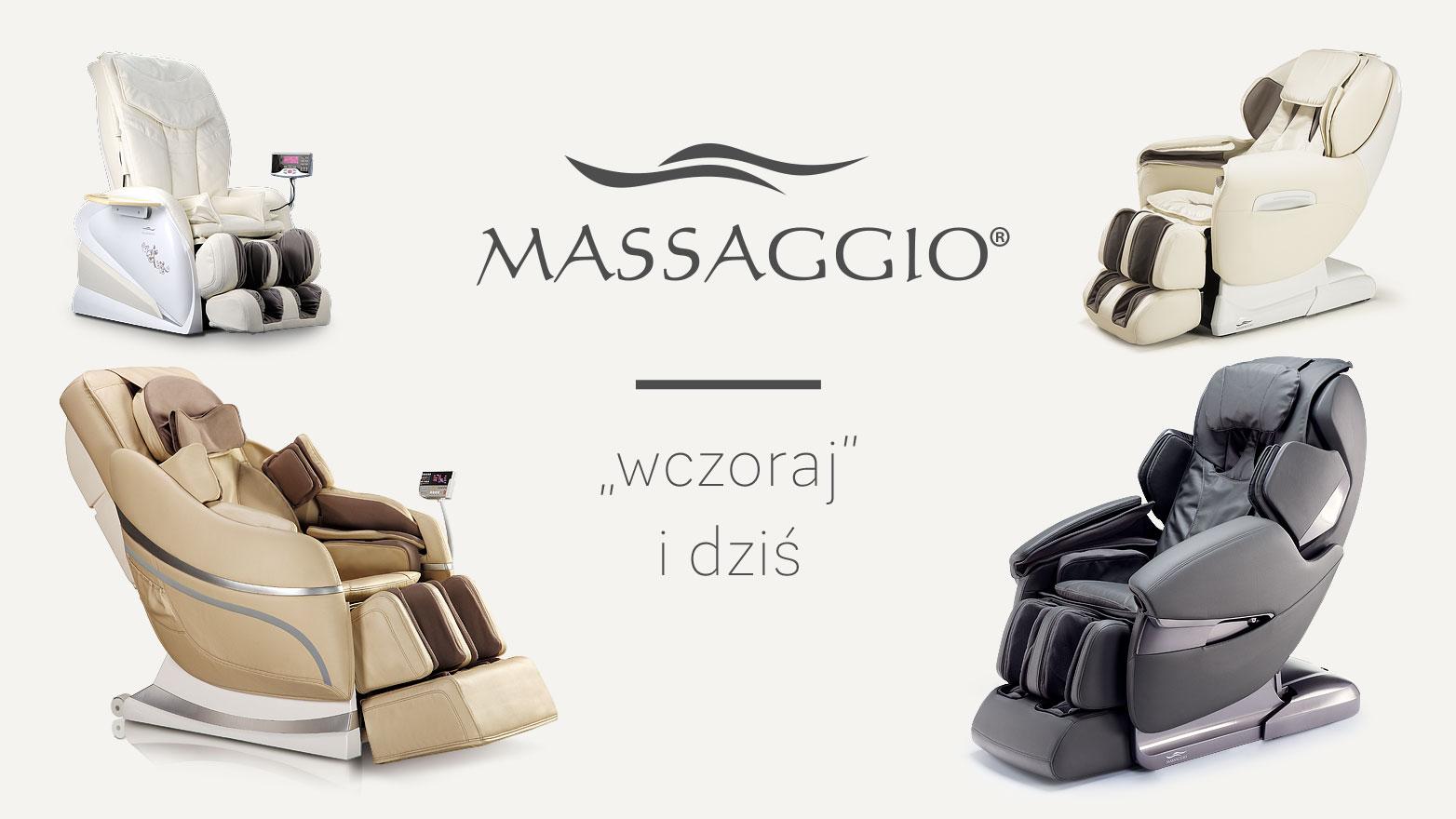 Massaggio wczoraj i dziś