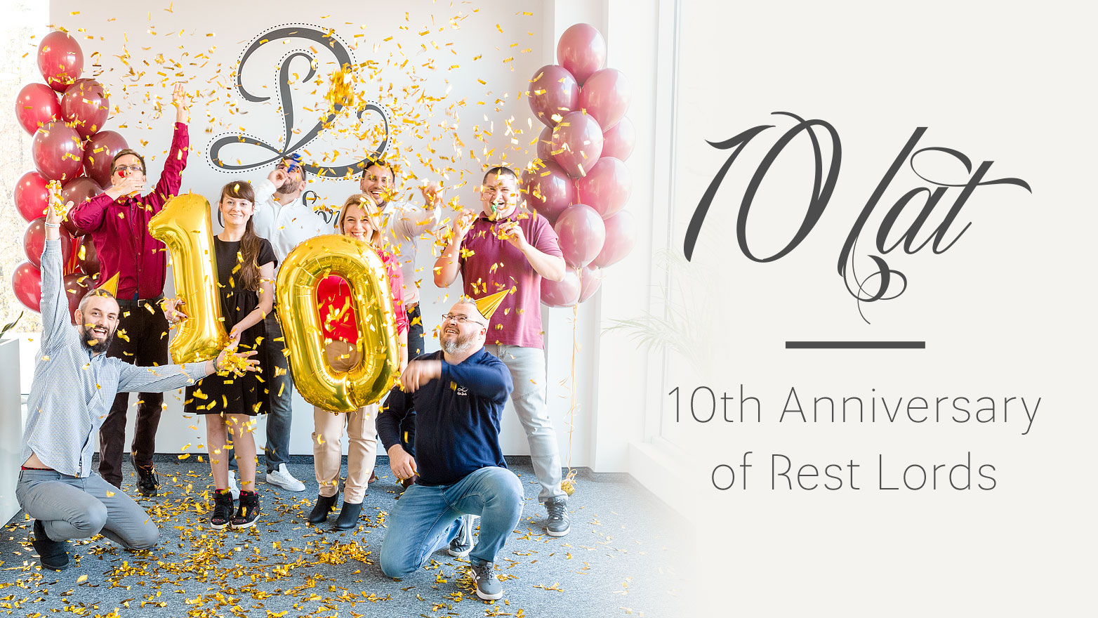 10th anniversary of Rest Lords