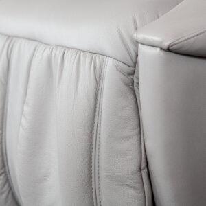 skóra fotel masujący Keyton Royal