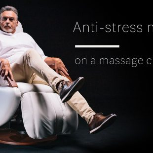 Chronic stress and massage chairs