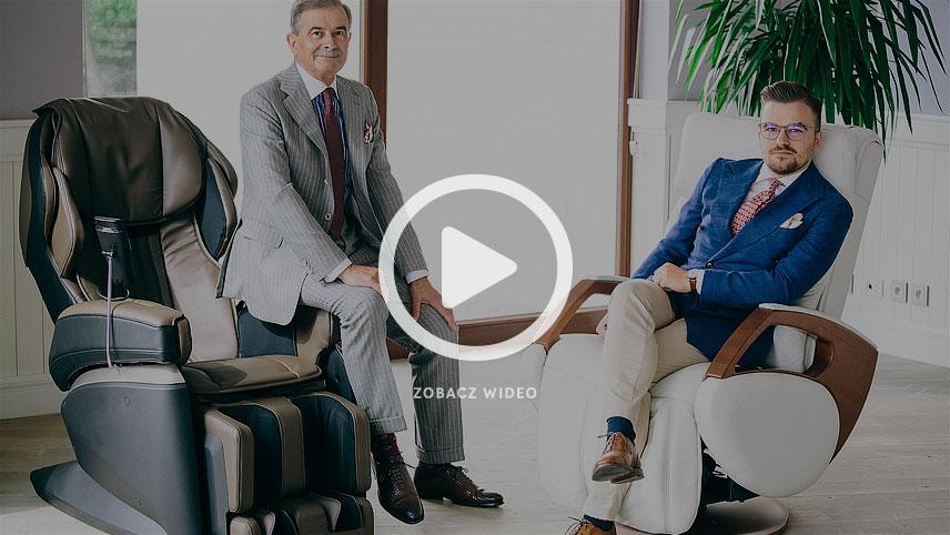 Blogerzy o fotelach masujących