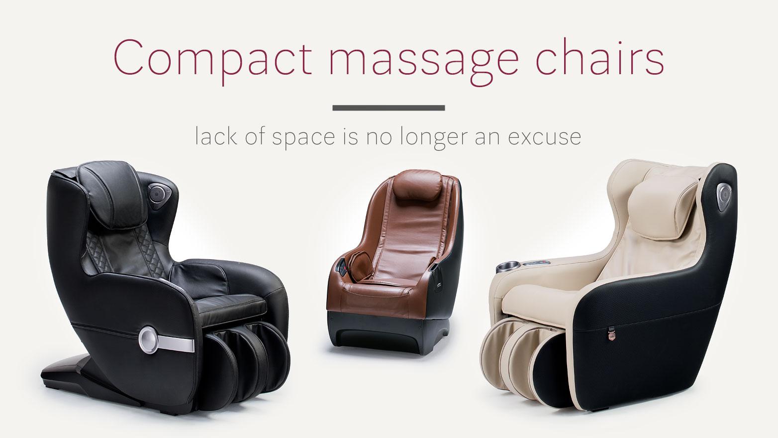 Small massage chairs