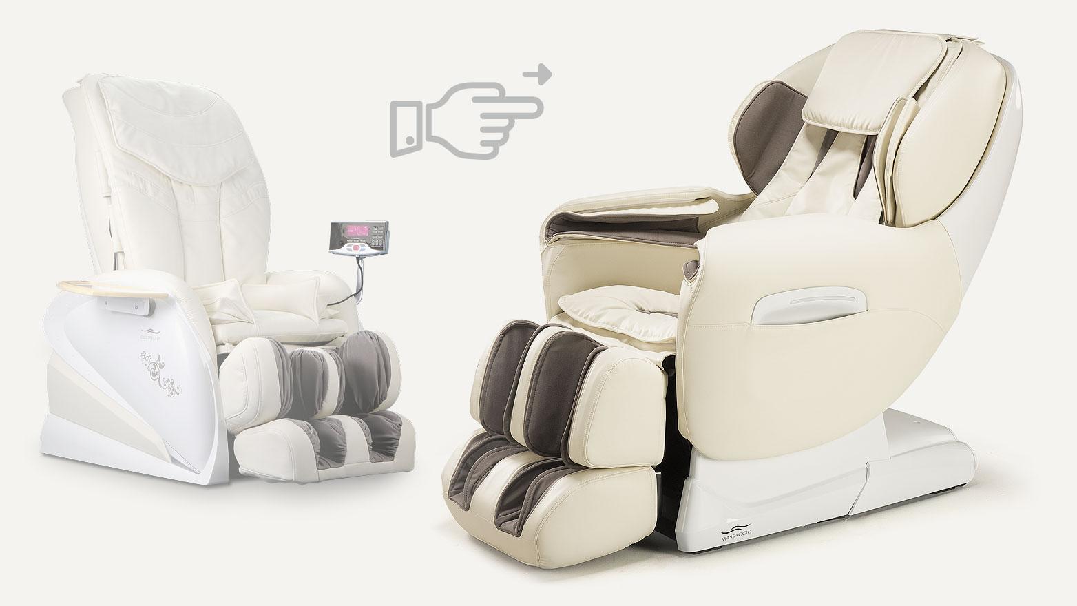 exchange for new massage chair Rest Lords