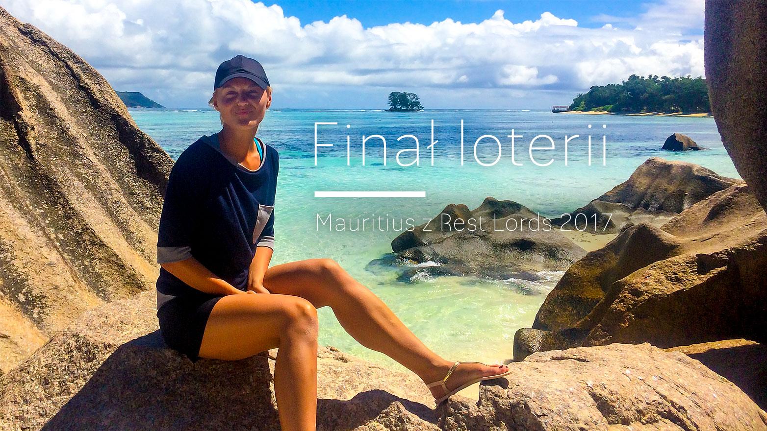 Mauritius z Rest Lords - podsumowanie I edycji Loterii