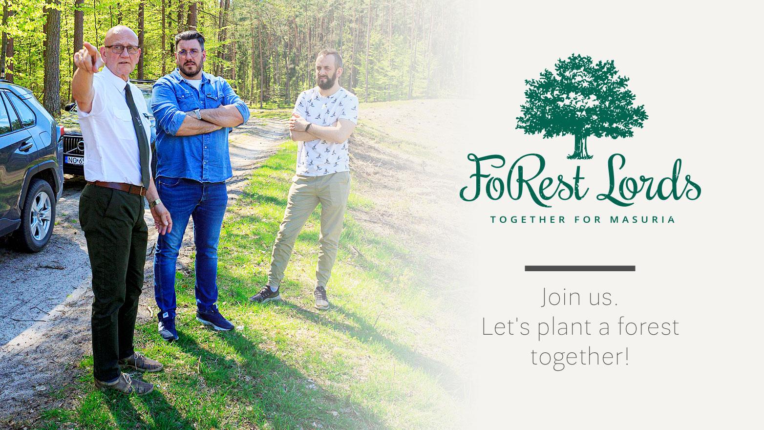 forest lords wspolnie dla mazur Blog ENG