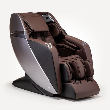 Fotel masujący Massaggio Esclusivo 2 brązowy