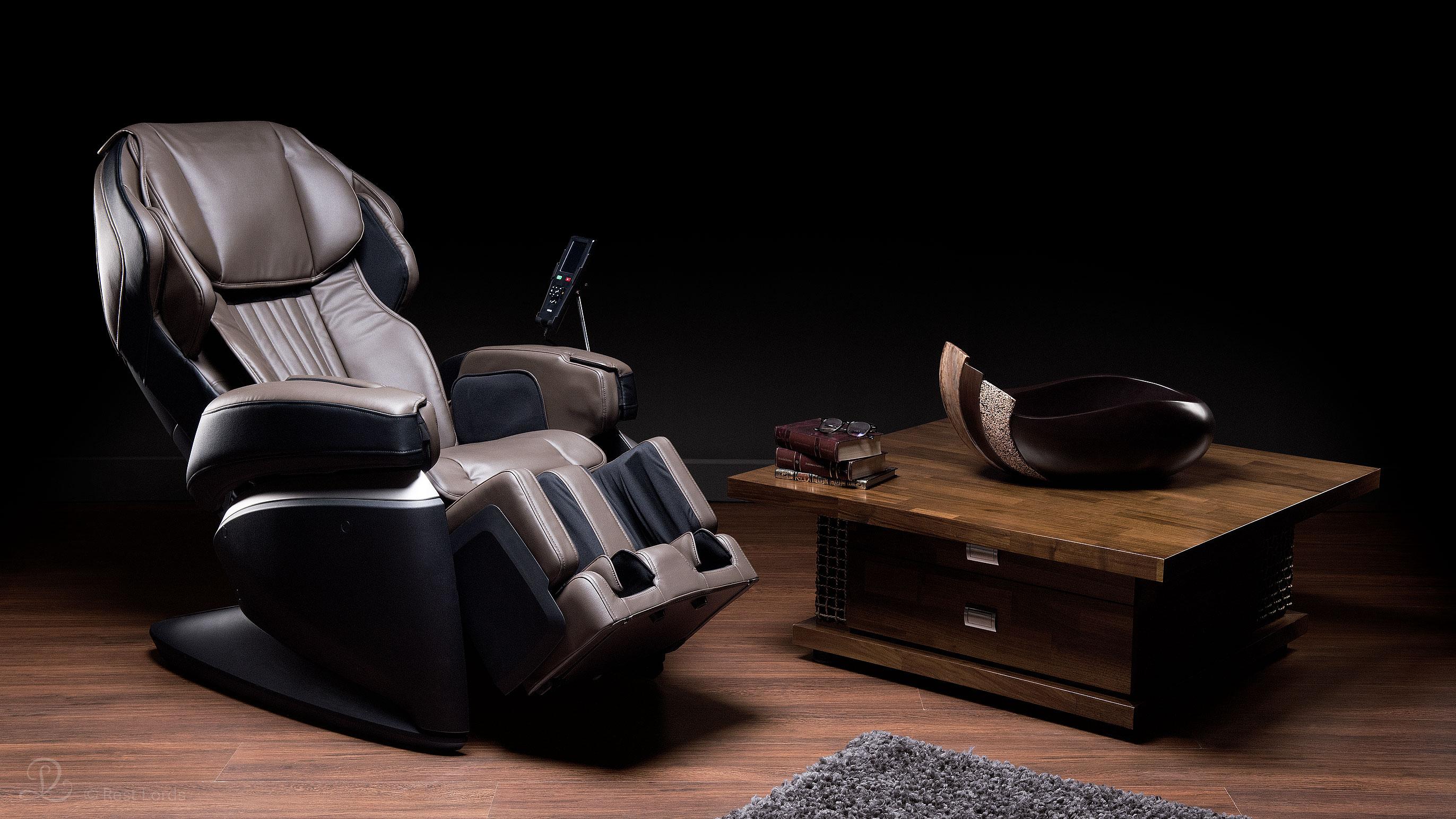 Fotel masujący Fotel do masażu FUjiiryoki JP1000
