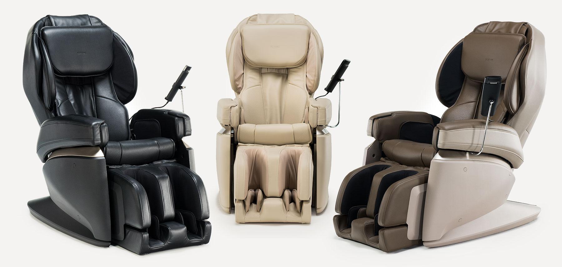Fotele do masażu Fujiiryoki JP2000