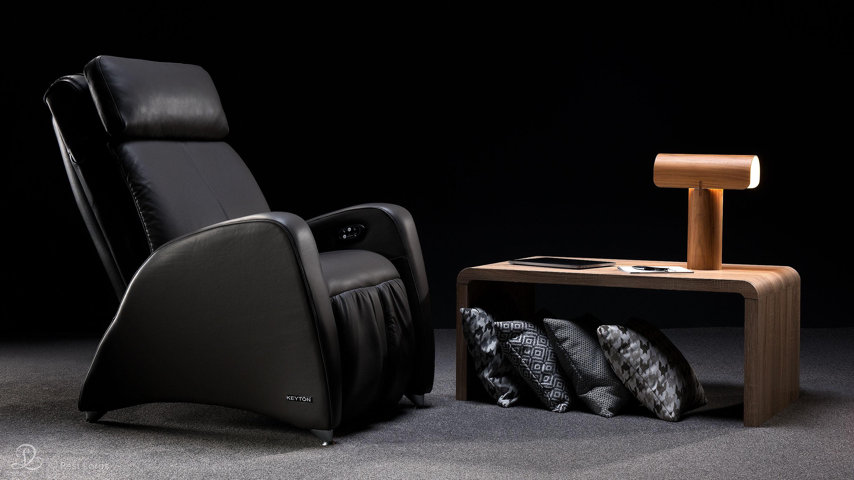 Keyton H10 Deco Fotel masujący aranżacja