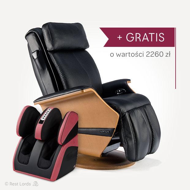 Keyton H10 promocja z gratisem masażer nóg