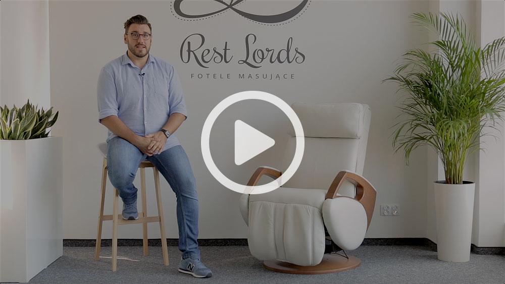 Wideo instruktaż obsługi fotela masującego Keyton H10