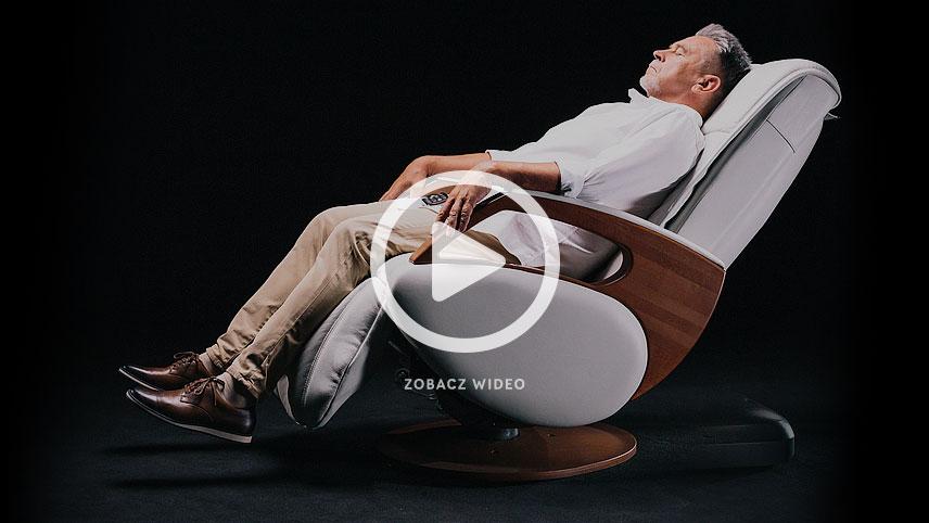 Fotel masujący Keyton H10 wideo