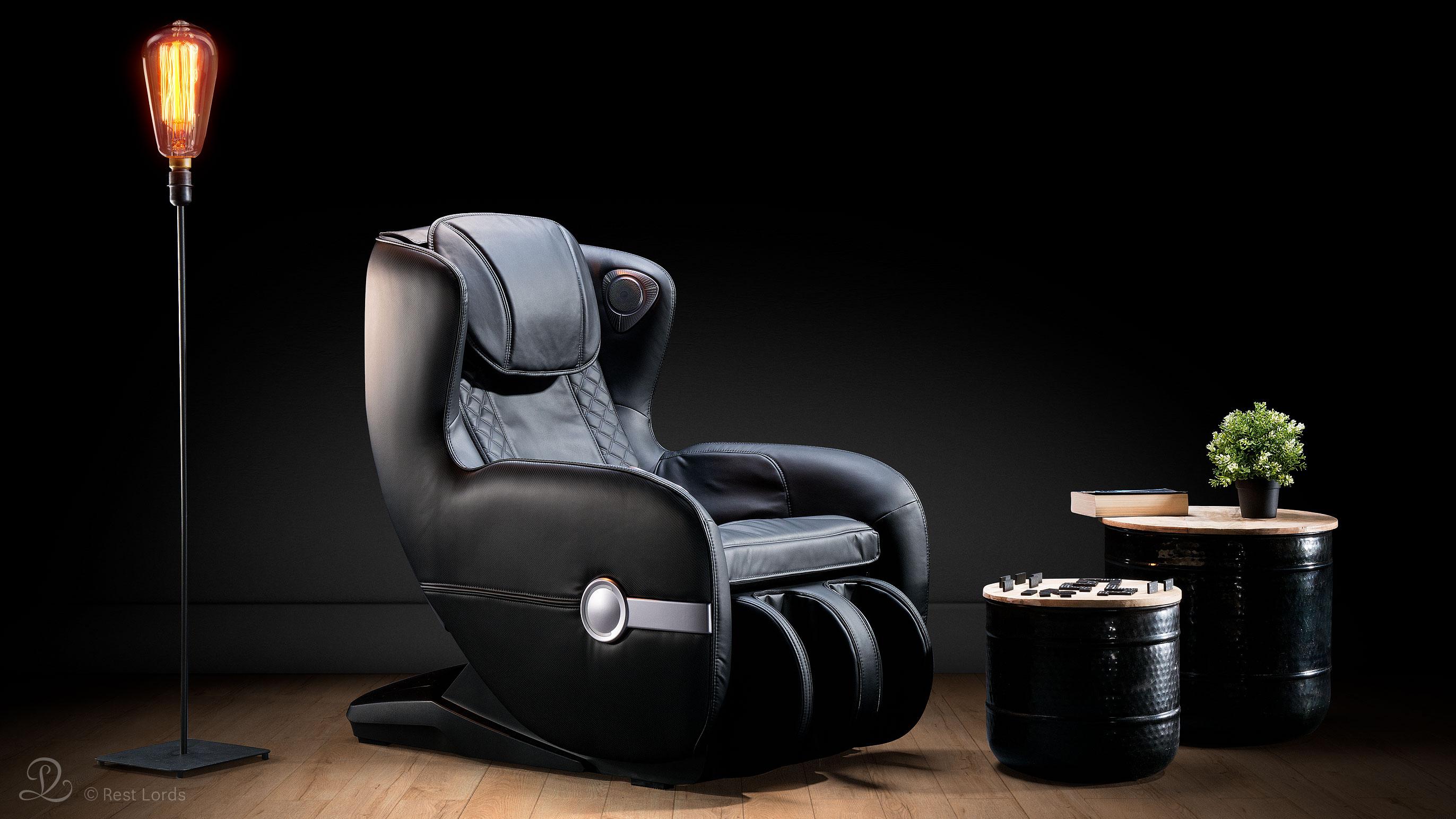 Fotel z masażem Massaggio Bello 2 aranżacja