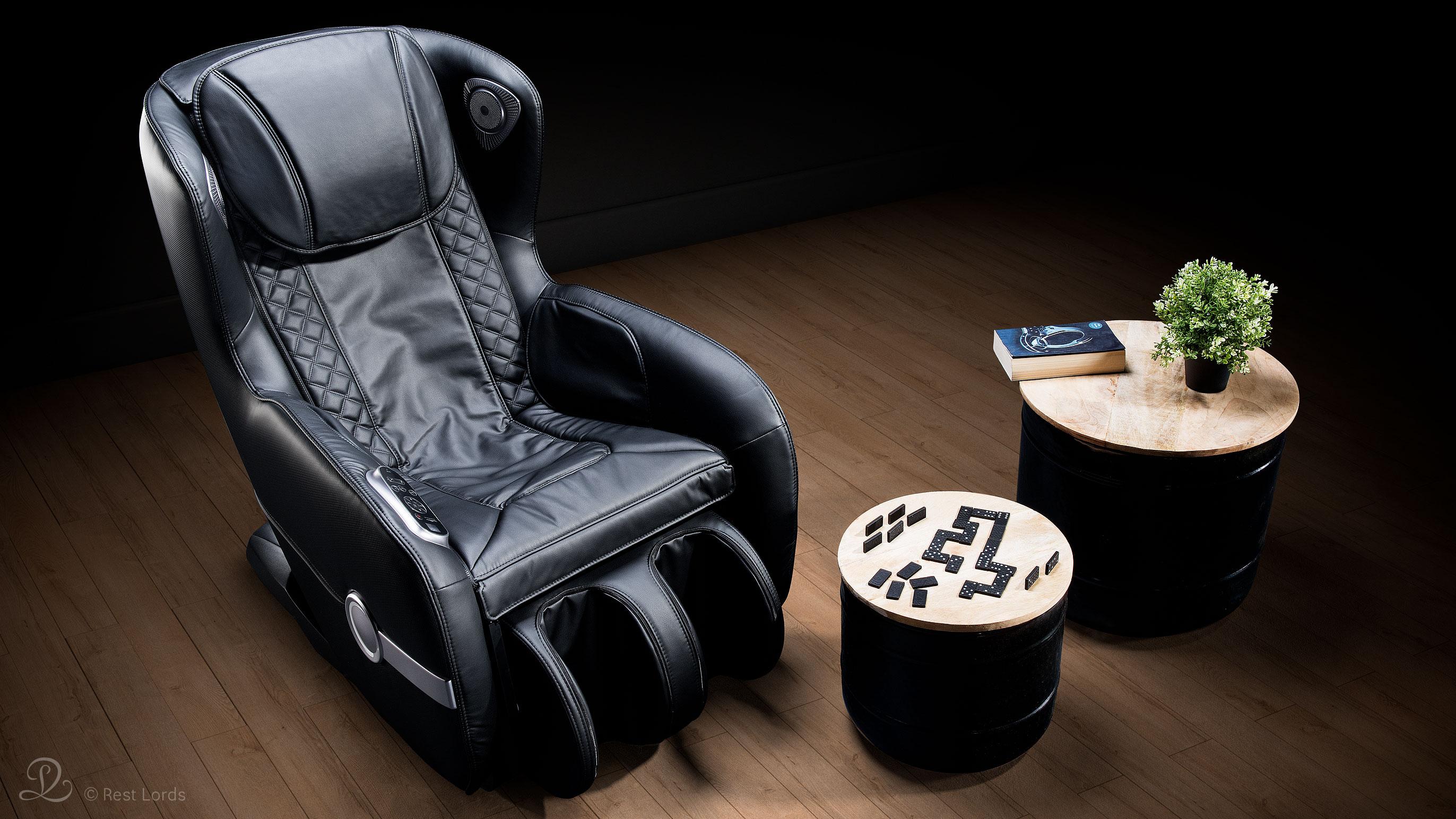 Fotel do masażu Massaggio Bello 2 aranżacja