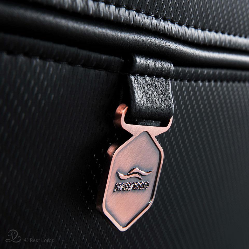 Dekoracje fotela masującego Massaggio Bello 2 jakość czerń