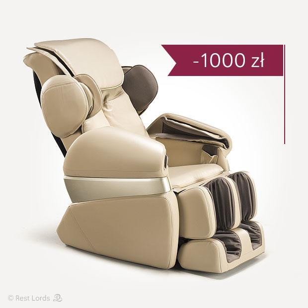 Conveniente fotel z masażem promocja