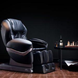 Fotel z masażem Massaggio Eccellente aranżacja