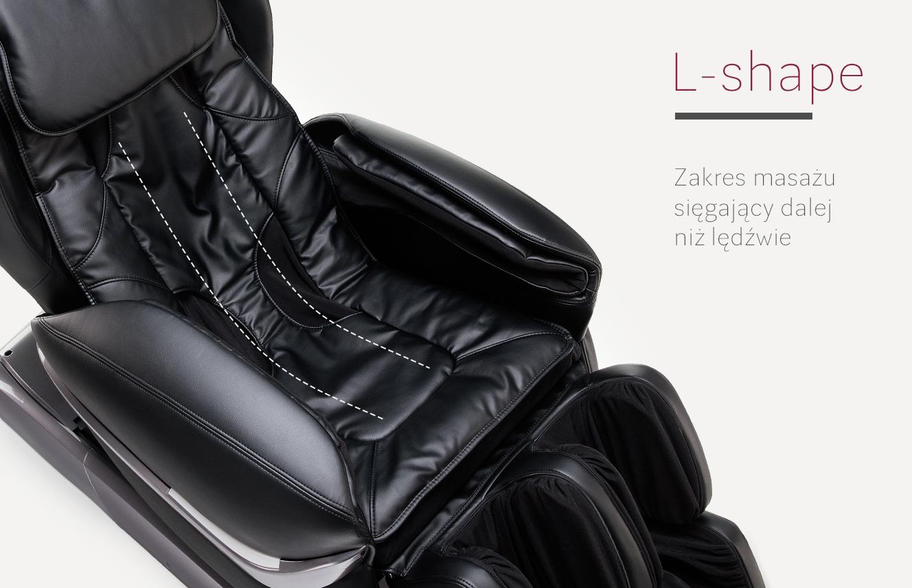 L-Shape w Massaggio Eccellente