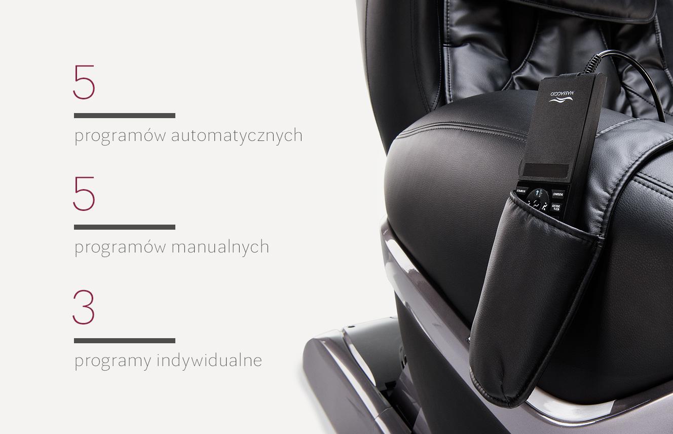 Ilość programów automatycznych