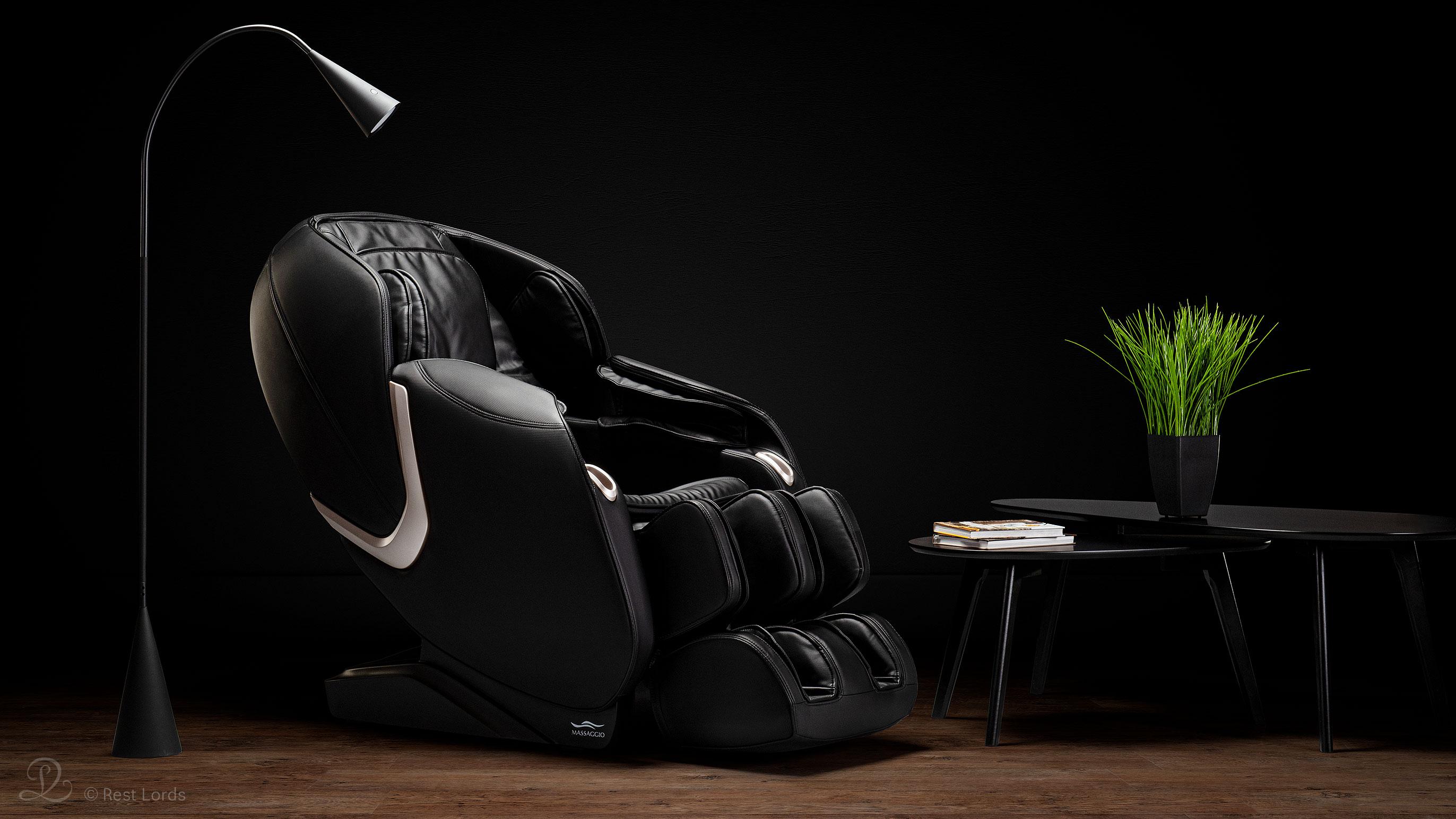 Fotel Masujacy Massaggio Eccellente 2 PRO aranżacja