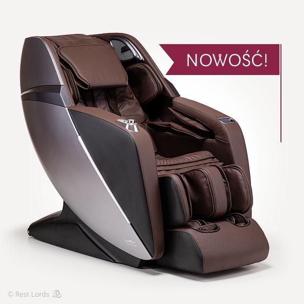Massaggio Esclusivo 2 brązowy nowość