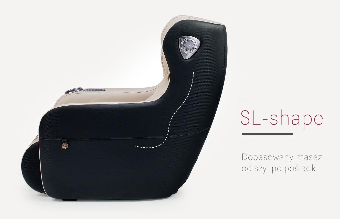 Technologia SL Shape w Massaggio RIcco