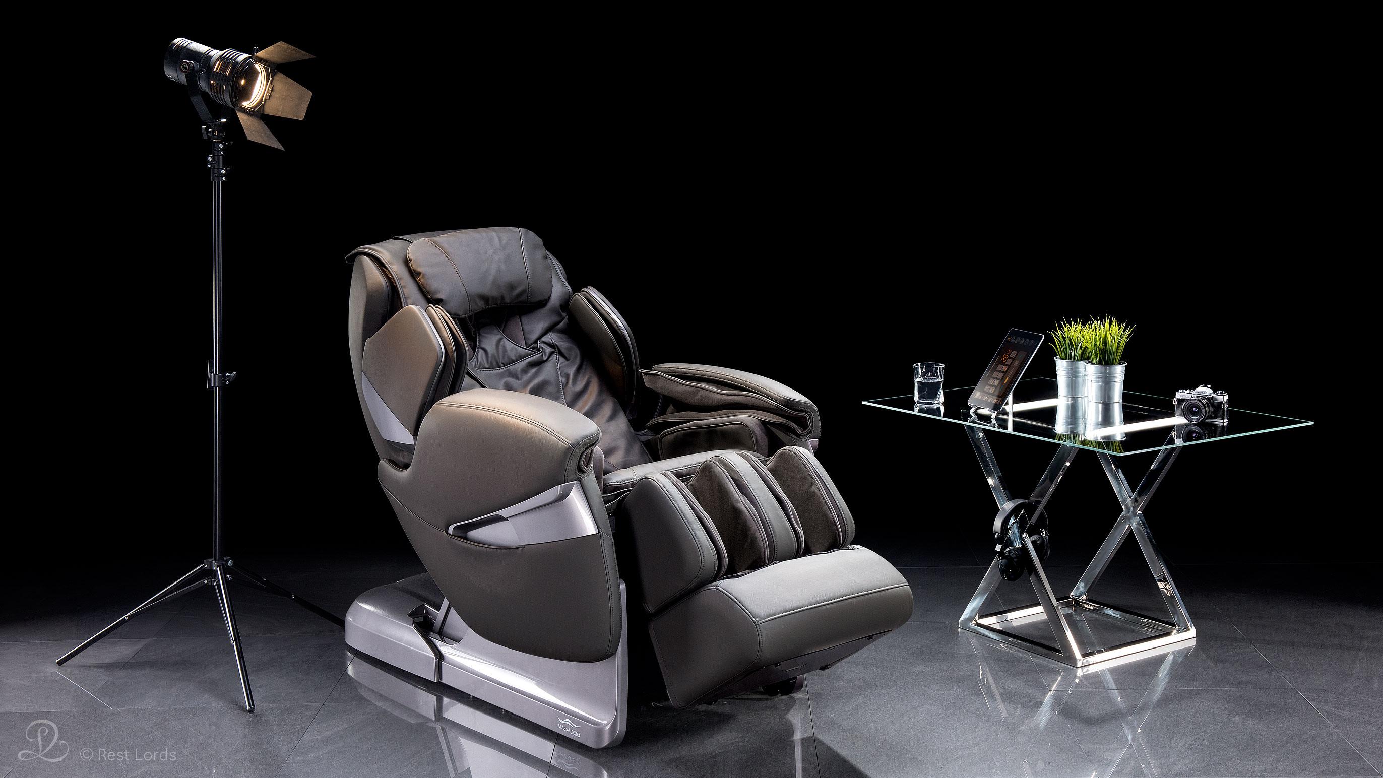 Fotel z masażem Massaggio Stravagante