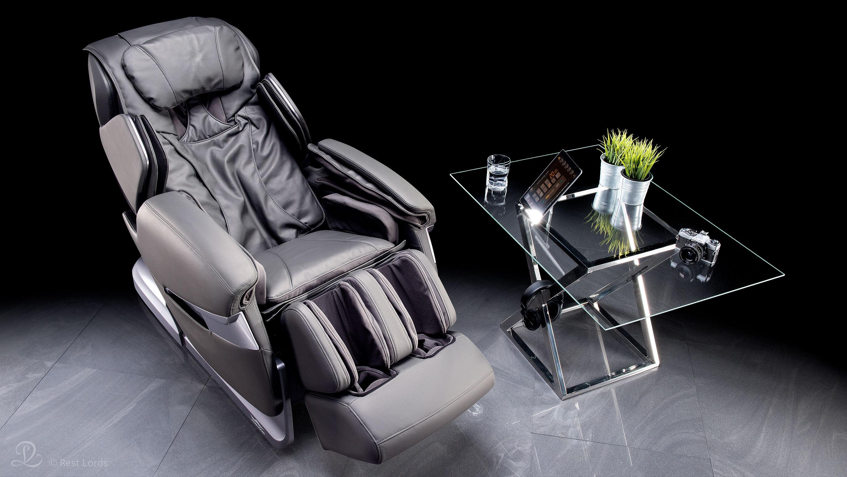 Fotel masujący Massaggio Stravagante aranżacja