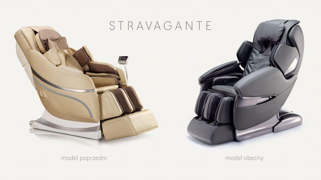 Massaggio Stravagante kiedyś i dziś