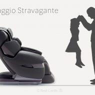 Fotel masujący Stravagante w liczbach