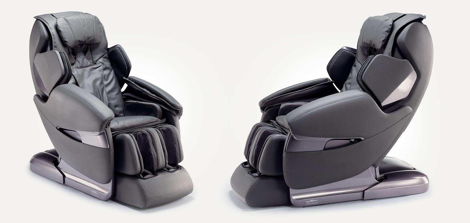 Fotele do masażu Massaggio Stravagante - prezentacja