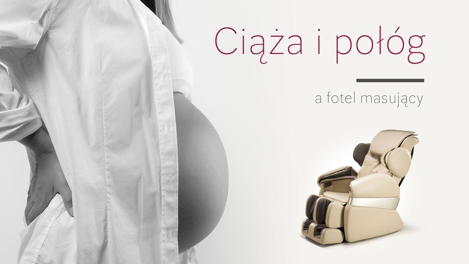 Fotel masujący w ciąży
