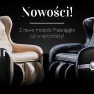 Fotele masujące Massaggio nowość 2019 w Rest Lords