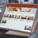 Fotele masujące Rest Lords na YouTube