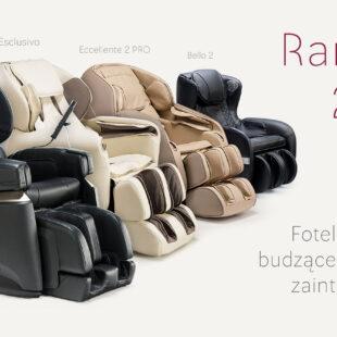 Ranking foteli masujących