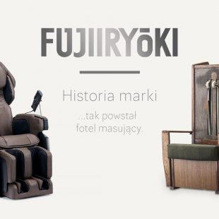 Historia foteli masujących