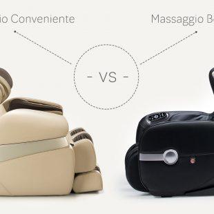 Porównanie foteli Massaggio Conveniente i Massaggio Bello 2