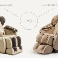 Massaggio Conveniente vs Massaggio Eccellente 2 Pro