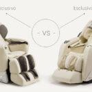 Massaggio Esclusivo vs Esclusivo 2