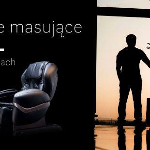 Fotel masujący na lotnisku