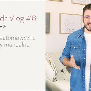 Programy manualne i automatyczne na vlogu