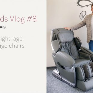 Height, weight and age vs massage chair