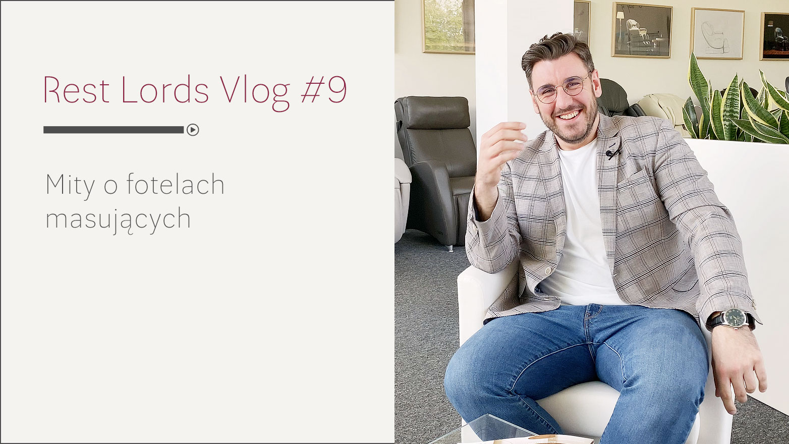 Vlog 9 mity o fotelach masujących