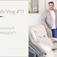 Vlog o fotelach marki Massaggio